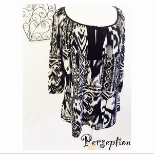 Perseption Woman Blouse